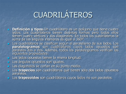 cuadriláteros - WordPress.com