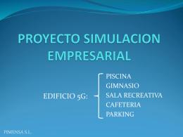 proyecto simulacion empresarial