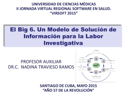Diapositiva 1 - Universidad Virtual de Salud