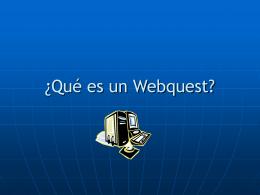 que-es-un-webquest