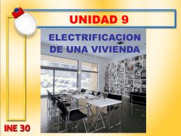 Unidad 9 Electrific vivienda