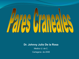 exploracion de pares craneales