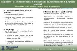 Diapositiva 1 - Innovación Docente