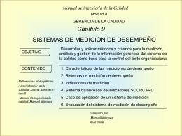 2. sistemas de medición de desempeño - ADM-DE-LA-PROD