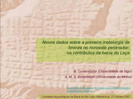 Diapositiva 1 - Universidade de Vigo