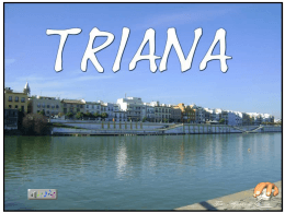 ¡Ay, Barrio de Triana