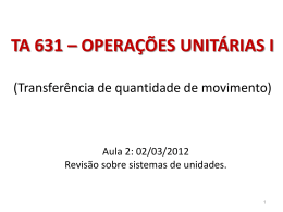 Slide 1 - Unicamp
