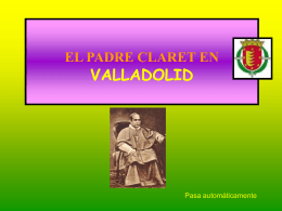 Diapositiva 1 - Parroquia Inmaculado Corazón de María (Valladolid)