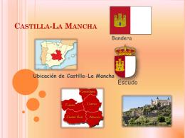 CASTILLA-LA MANCHA Bandera