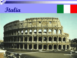 Italia - IES Los Boliches