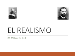 2. el realismo - WordPress.com