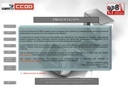 Diapositiva 1 - Comfia-CCOO