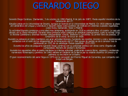 gerardo diego0 - WordPress.com