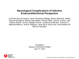 A, Percentage of each neurological complication