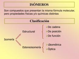 Teórico ISOMERÍA 2016 ppt