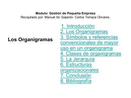 Modulo: Gestión de Pequeña Empresa Recopilado por: Manuel Ilic