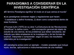 Diapositiva 1 - Investigación educativa