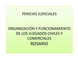 competencia materia civil y comercial - r0sario