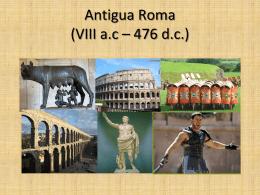 ROMA (773 a.c