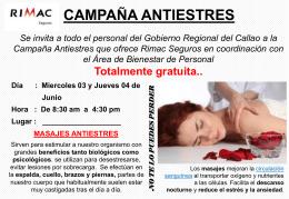 Sin título de diapositiva - Gobierno Regional del Callao