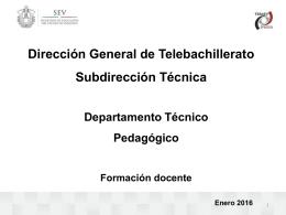 Presentación del curso Etimologías. Enero 2016