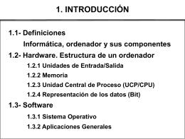Tema3: Sistemas Operativos - escuela de informática UTEM