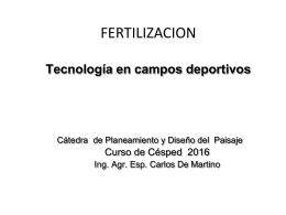 fertilizacion - Aula Virtual