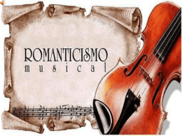 Romanticismo - WordPress.com