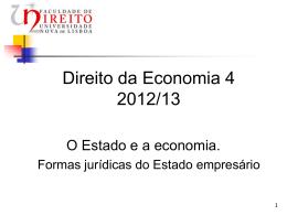 slides 4 - o estado e a economia