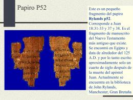 Papiro P57