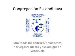 Congregación Escandinava - Asociación Venezolana de Palmas