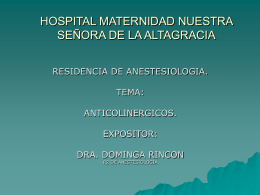 HOSPITAL FRANCISCO M. PUELLO