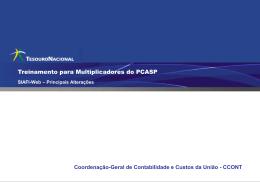 Slide – CPR - Secretaria do Tesouro Nacional