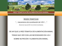 Diapositiva 1 - Servicio Regional de Investigación y Desarrollo