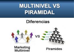 Qué es el Multinivel: marco jurídico