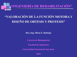 Presentación de PowerPoint - Universidad Nacional de San Juan