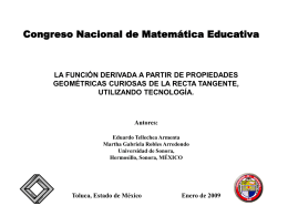 Diapositiva 1 - Universidad de Sonora
