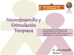 Desarrollo Cerebral y Estimulación Temprana