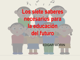 Edgar Morin - WordPress.com