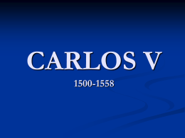 carlos v - WordPress.com