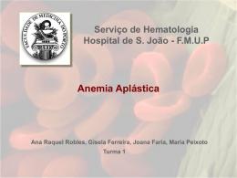 Faculdade de Medicina da Universidade do Porto Serviço de