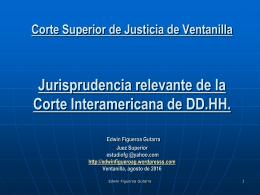 Descriptores - Pensamientos de Derecho Constitucional