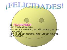 FELICIDADES.pps
