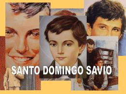 Un día llega a oídos del maestro Cugliero que Domingo Savio