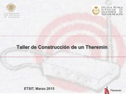 theremin - Webquest Creator 2