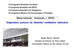 Sérgio Menna Barreto Hospital de Clínicas de Porto Alegre