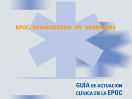 VIA CLINICA EPOC