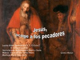 Diapositiva 1 - Catequesis de Cádiz y Ceuta