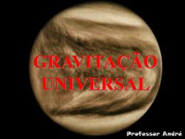 3. Gravitação