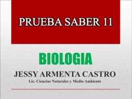 PRUEBA SABER 11